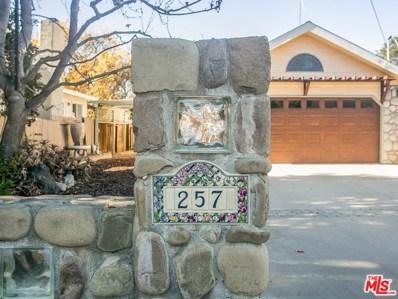257 N Arnaz Street, Ojai, CA 93023 - MLS#: 17293040