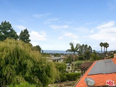 2827 Via Victoria, Palos Verdes Estates, CA 90274 - MLS#: 17293332