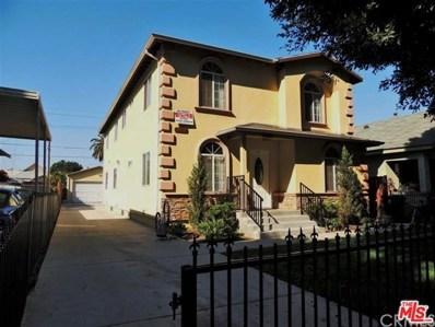 1261 E 54TH Street, Los Angeles, CA 90011 - MLS#: 17294006