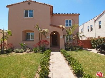 1611 Ellsmere Avenue, Los Angeles, CA 90019 - MLS#: 17294416
