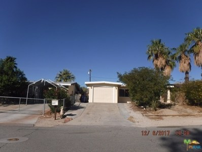 66886 Flora Avenue, Desert Hot Springs, CA 92240 - MLS#: 17294630PS