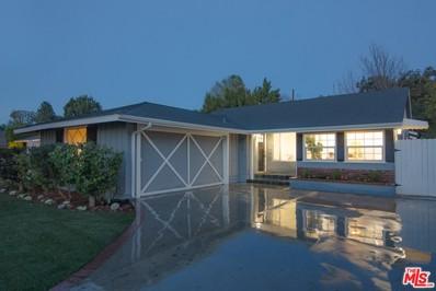 4920 Wortser Avenue, Sherman Oaks, CA 91423 - MLS#: 17294640