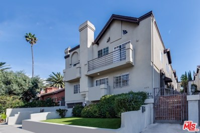 852 N Poinsettia Place UNIT 3, Los Angeles, CA 90046 - MLS#: 17294774