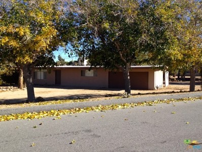 56425 El Dorado Drive, Yucca Valley, CA 92284 - MLS#: 17295004PS