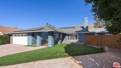 1731 Feather Avenue, Thousand Oaks, CA 91360 - MLS#: 17295104