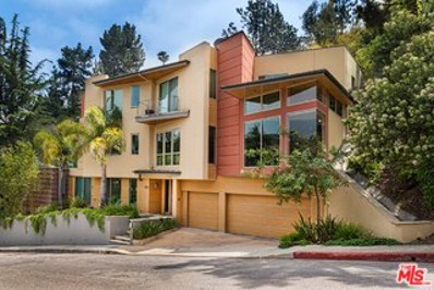 1653 Stone Canyon Road, Los Angeles, CA 90077 - MLS#: 17295786