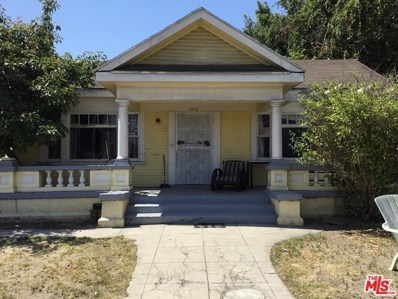 1516 W VERNON Avenue, Los Angeles, CA 90062 - MLS#: 17295794