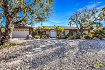 1284 S Farrell Drive, Palm Springs, CA 92264 - MLS#: 17295928PS
