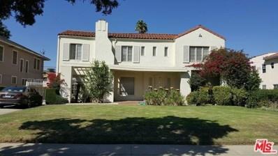 1669 Wellington Road, Los Angeles, CA 90019 - MLS#: 17296008