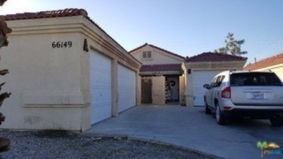 66149 Cahuilla Avenue, Desert Hot Springs, CA 92240 - MLS#: 17296014PS
