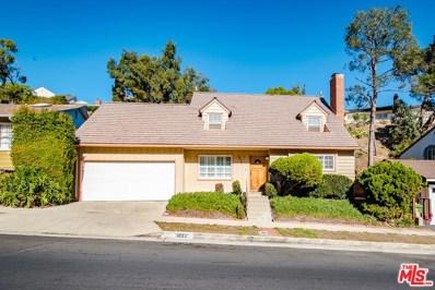 4033 Don Felipe Drive, Los Angeles, CA 90008 - MLS#: 17296720