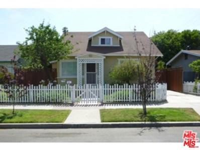 2421 Glyndon Avenue, Venice, CA 90291 - MLS#: 17296894
