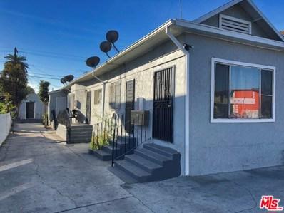 1794 W 24TH Street, Los Angeles, CA 90018 - MLS#: 17297040