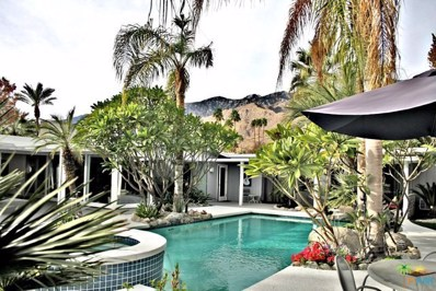 1256 E San Lorenzo Road, Palm Springs, CA 92264 - MLS#: 17297160PS