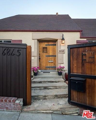 6845 Camrose Drive, Hollywood, CA 90068 - MLS#: 17297850
