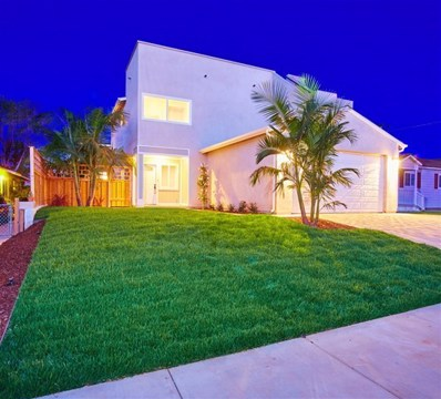 569 Delaware St., Imperial Beach, CA 91932 - MLS#: 180007232
