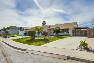 10725 Greencastle St, Santee, CA 92071 - MLS#: 180014910