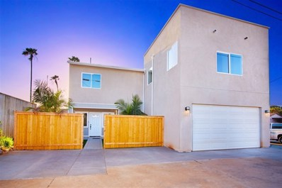571 Delaware St., Imperial Beach, CA 91932 - MLS#: 180016106