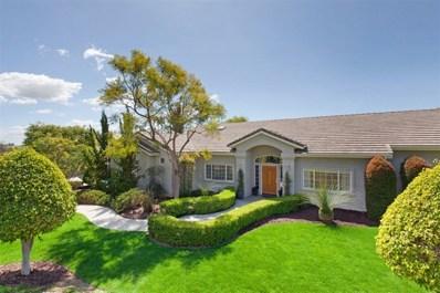 2402 El Cerise, Fallbrook, CA 92028 - MLS#: 180017895