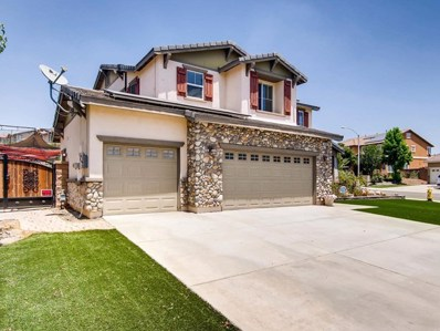 41035 Crimson Pillar Lane, Lake Elsinore, CA 92532 - MLS#: 180021114