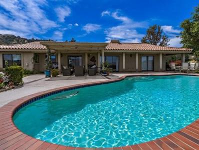 1667 Margarita Glen, Fallbrook, CA 92028 - MLS#: 180021556