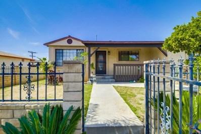 614 Pons St, San Diego, CA 92114 - MLS#: 180021948