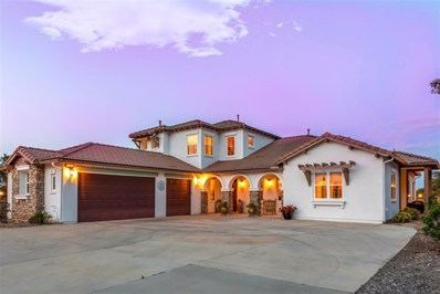 388 Highland Oaks Court, Fallbrook, CA 92028 - MLS#: 180023382