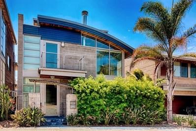 331 Playa Del Norte, La Jolla, CA 92037 - MLS#: 180024656