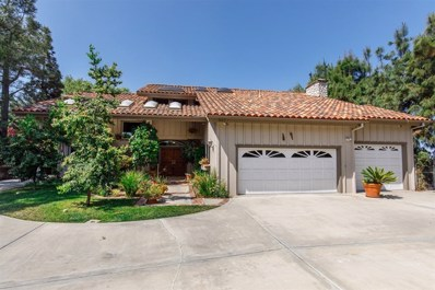 537 Plumosa Avenue 1\/4, Vista, CA 92081 - MLS#: 180024930