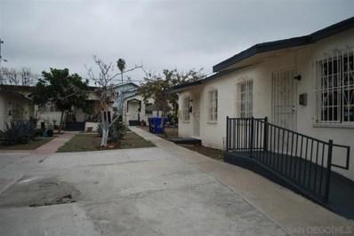 155 W San Ysidro Blvd, San Ysidro, CA 92173 - #: 180025768