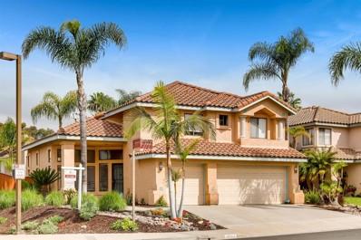 4504 Corte Pastel, Oceanside, CA 92056 - MLS#: 180026491