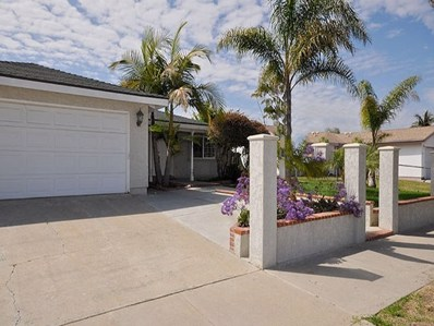 645 Michael St, Oceanside, CA 92057 - MLS#: 180028770