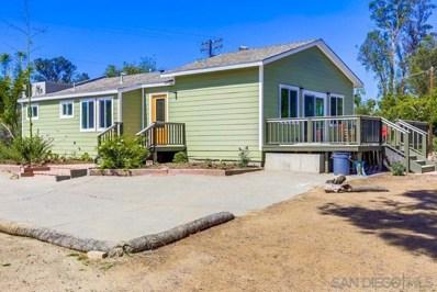 315 W Dougherty Street, Fallbrook, CA 92028 - MLS#: 180029021
