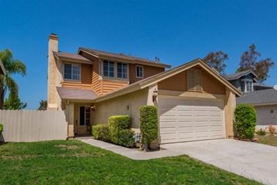 7906 Tinaja Ln, San Diego, CA 92139 - MLS#: 180029844