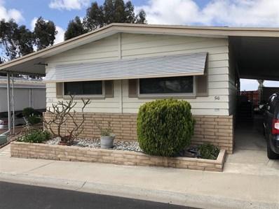 3340 Del Sol Blvd UNIT 56, San Diego, CA 92154 - MLS#: 180030035