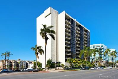 2400 6th Ave UNIT 501, San Diego, CA 92101 - MLS#: 180030231