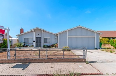 10743 2nd Street, Santee, CA 92071 - MLS#: 180030896