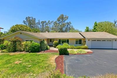 372 Spanish Spur, Fallbrook, CA 92028 - MLS#: 180031113