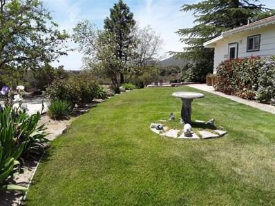 37560 Cruces Drive, Warner Springs, CA 92086 - MLS#: 180031261