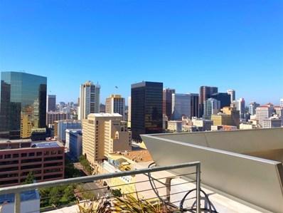 645 Front Street UNIT 2201, San Diego, CA 92101 - MLS#: 180031802