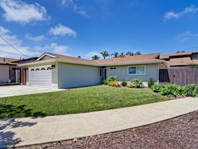 2309 Saratoga Street, Oceanside, CA 92054 - MLS#: 180032169
