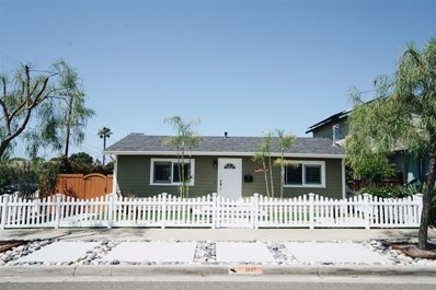1045 S Nevada Street, Oceanside, CA 92054 - MLS#: 180032181