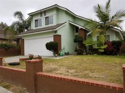 344 WINEWOOD ST, San Diego, CA 92114 - MLS#: 180032464