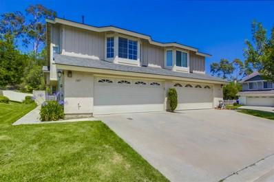 1337 Manzana Way, San Diego, CA 92139 - MLS#: 180033698