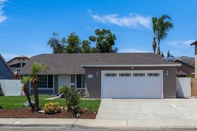 10754 Greencastle St, Santee, CA 92071 - MLS#: 180033814