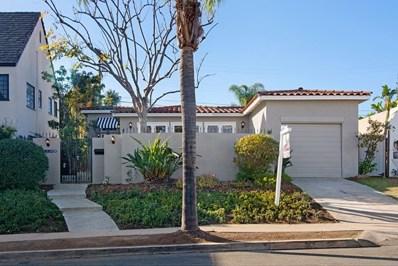 4556 E Talmadge Dr, San Diego, CA 92116 - MLS#: 180034832