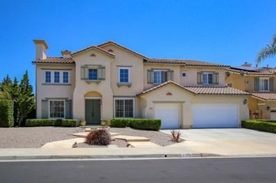 8366 Via Panacea, San Diego, CA 92129 - MLS#: 180035084