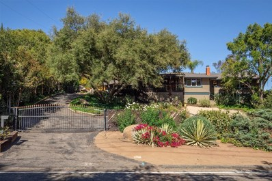 3030 Felicita Road, Escondido, CA 92029 - MLS#: 180035158