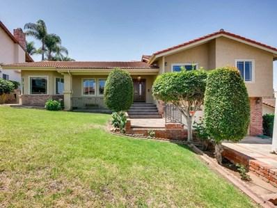 214 Hawthorne Circle, Vista, CA 92083 - MLS#: 180035642