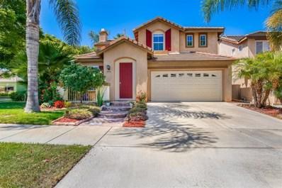 1372 Wooden Valley St, Chula Vista, CA 91913 - MLS#: 180036526